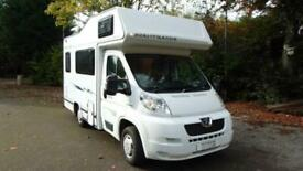 Compass Avantgarde 100 4 berth overcab bed coachbuilt motorhome for sale