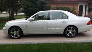 2003 Lexus LS 430 Premium with Navigation