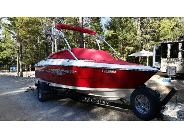 Used 2008 Monterey Boats 2008 Monterey 180 FS