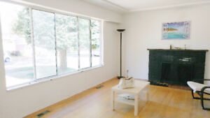 Spacious Killarney Home, BCIT, Available NOW, Pet Welcome
