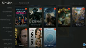 12mnth VOD IPTV 20K content. Latest films, Shows Updates Daily