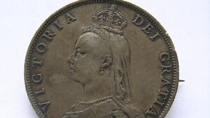 1887 QUEEN VICTORIA  Silver Brooch (VIEW OTHER ADS) Kitchener / Waterloo Kitchener Area image 2