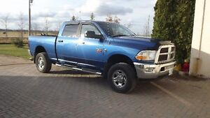2011 Dodge Power Ram 3500 Pickup Truck WITH SAFETY