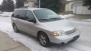 2003 Ford Windstar Sport with original 90k