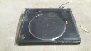 Sony PS-LX520 Linear Direct Drive Turntable