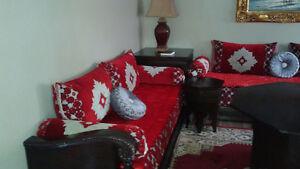 Salon marocain complet à vendre
