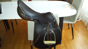 SELLE ANGLAISE ENGLISH SADDLE