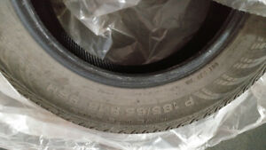 "15"" Contipro contact All seasons Tire"