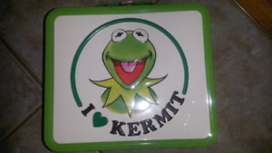 Kermit lunch box