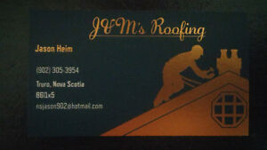 Need a roof.. Call & book befor May 1 and get 10% off