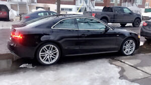 """**********AUDI A5 LEASE TRANSFER/TRANSFERT DE LOCATION*********"