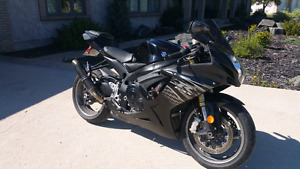 2011 Suzuki GSXR 750 Exhaust New Tire Priced to Sell! FINANCE
