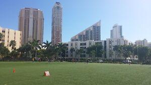 Attrayant condo. À 4 mins de marche de la mer! Sunny Isles Miami