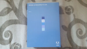 Adobe After Effects CS4 Mac Version