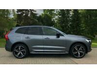 2020 Volvo XC60 B4D Mild Hybrid R Design Pro A Automatic Diesel/Electric 4x4