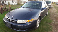 2000 Saturn L-Series Saftied and Etested MINT!!!!!!