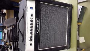 ampli crate flexwave fw15r