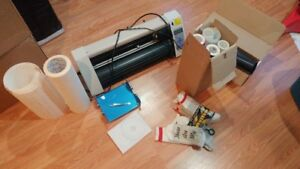vinyl cutter and accessories