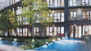 New luxury Condo 1 bedroom MV3 Dorval