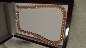 Pink Pearls - High Quality Cambridge Kitchener Area image 1