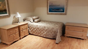 SET DE CHAMBRE/ BEDROOM SET -   LIT SIMPLE/ SINGLE BED