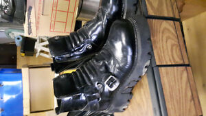 Shoes for the ever goth
