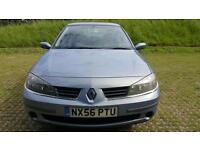 2006 Renault Laguna 2.0 16v Navigation Dynamique NEW MOT 06/2018 FULL SERVICE