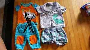 Baby boy clothing 0-3 Stratford Kitchener Area image 1