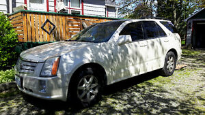 2006 Cadillac SRX premium for sale AS IS