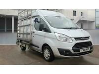2018 18 FORD TRANSIT CUSTOM HIGH ROOF TREND GLASS CARRIER (CAN BE REMOVED IF NOT