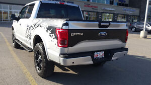 2016 Ford F-150 SuperCrew decals Pickup Truck