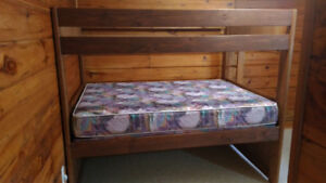 Double Bunk-beds,  Perfect for the Growing family