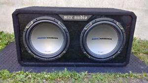 Amazing Car Audio Kit - 100% Complete