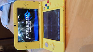 Video games! Controller and 3DS as well