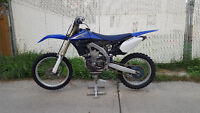 2010 Yamaha YZ450F. Fuel injected. Very well maintained
