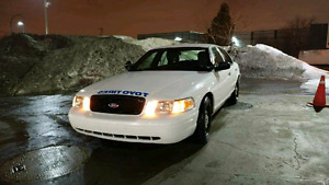 Crown vic 2011