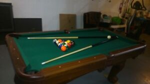 Sport Craft Pool Table
