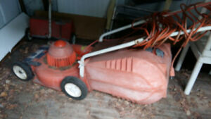 FREE ELECTRIC LAWN MOWER