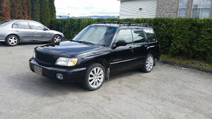 2002 Subaru Forester Hatchback