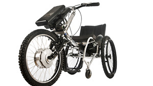 Viper Power Cycle Wheelchair Attachment