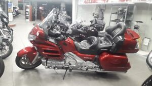 2008 Honda Gold Wing GL1800 ABS/GPS/AIR *Year-End Sale*