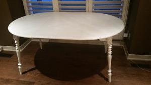 Gorgeous White Table