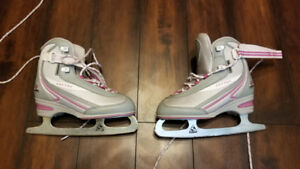 Girls Skates - Softec Size 6