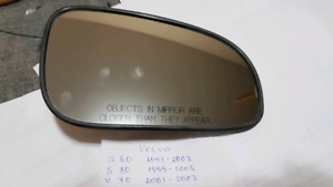 Volvo Mirror Glass S60 V70 S80 Left or right 2001 -2002- 2003