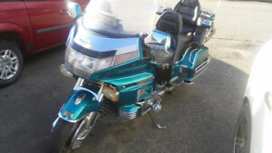 goldwing et trailer