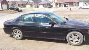 2004 Lincoln Ls V6 RWD $1500  Kawartha Lakes Peterborough Area image 5