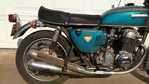 WANTED: 1969 or 1970 HONDA CB750 PARTS OR COMPLETE - $$ PAID $$