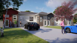 Brand new energy efficient Townhouse rental in Niverville