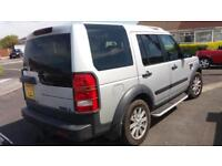 2005 55 LANDROVER DISCOVERY 3 2.7 TDV6 S.LOW MILEAGE AND FULL SH.GREAT EXAMPLE .