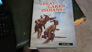 VINTAGE 1970 GREAT LAKE INDIANS